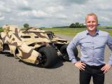 Johnny Herbert Bat Mobile