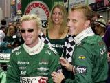 Johnny Herbert Jaguar