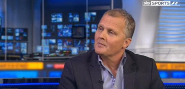 Sky Sports news presenter