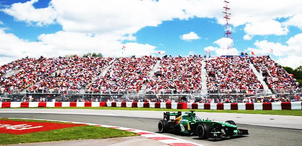 Canadian Formula 1 Grand Prix